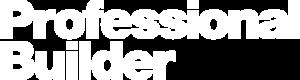 Professional Builder Logo White-01